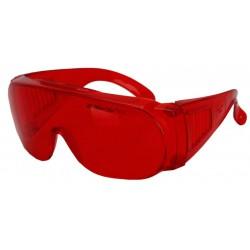 Okulary ochronne - Pomarańczowe