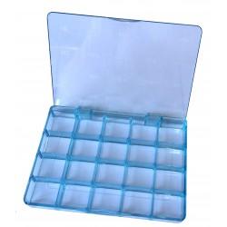 Pudełko na zamki ortodontyczne