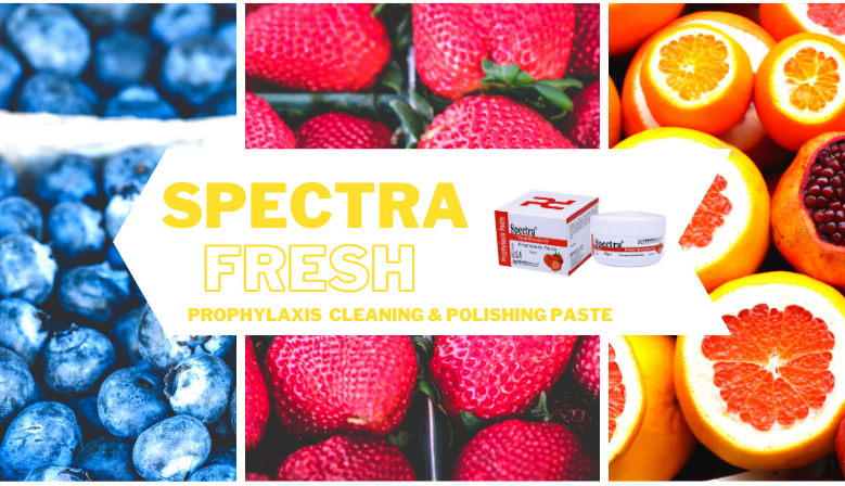 Spectra Fresh - Prophylaxis cleaning & polishing paste